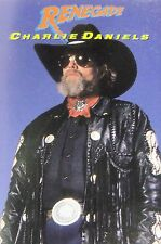 Renegade by Charlie Daniels Band (1991- Epic Cassette)