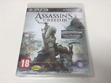 ASSASSIN'S CREED III 3 . Pal España. Envio Certificado.Paypal
