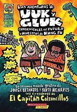 Aventuras De Uuk Y Gluk, Cavernicolas Del Futuro Y Maestros De Kung Fu, Las (Las
