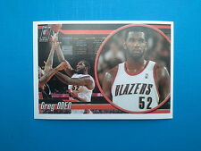 2010-11 Panini NBA Sticker Collection n.257 Greg Oden Portland Trail Blazers