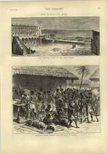 1873 Ashanti War Buying Muskets With Gold Dust