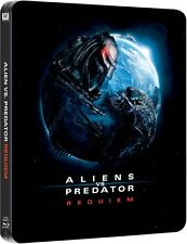 Aliens vs Predator Requiem - Limited Edtion Steelbook (Blu-ray) BRAND NEW!!
