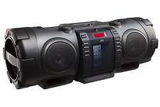 JVC RV-NB75E Powered Woofer CD System Boomblaster