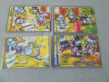 Kinder Surprise Jigsaws Puzzles Happy Hippo Hollywood 1997