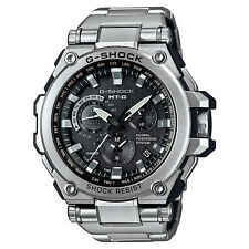 CASIO G-SHOCK MT-G GPS Solar Triple G Resist Watch GSHOCK MTG-G1000D-1A