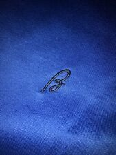 New 2016 Summer Brioni Polo tshirt size XL Color  Blue - Sax