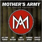 Mother's Army - The Complete Discography (2011)3- CD Edel,Germany RAINBOW Turner