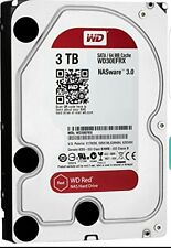 "Western Digital Red 3 TB Internal 7200RPM 3.5"" (WD30EFRX) NAS"