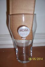 NCAA Coca Cola Zero Coke Final Four 2008 Souvenir Glass 2006 George Mason Moment