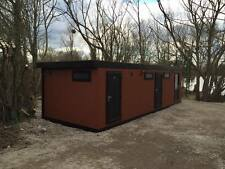 portable cabin, shower toilet block, modular building, portable office