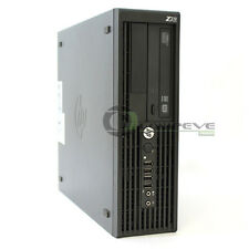HP Z210 SFF Workstation  Intel Quad Core E3-1270 3.4 GHz 4GB RAM/ 250GB HDD
