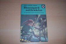 LADYBIRD BOOK Rumpel-stiltskin  WELL LOVED TAILS