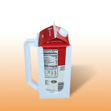 CARTON CADDY® XL 1/2 GALLON (2 LITERS) MILK OR JUICE HOLDER - 1 PACK