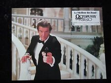 Octopussy lobby cards/stills - Roger Moore - James Bond 007