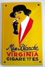 VIRGINIA CIGARETTES Miss Blanche Grösse 90X140 mm