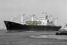 mc3007 - Pacific Steam Nav Cargo Ship - Orbita - photo 6x4