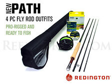 "NEW - Redington Path Fly Rod Outfit 990-4 Salt (9wt 9'0"", 4pc) - FREE SHIPPING I"