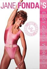 Jane Fonda's Easy Going (Prime Time) Workout (2015, DVD New)