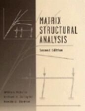 Matrix Structural Analysis, Ziemian, Ronald D., Gallagher, Richard H., McGuire,