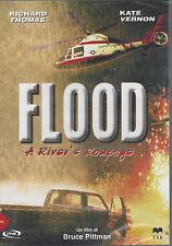 Dvd **FLOOD ♦ A RIVER'S RAMPAGE** nuovo sigillato 2004