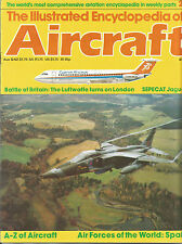 Illustrated Encyclopedia of Aircraft #24 Cutaway SEPECAT Jaguar