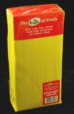 Bright Yellow Fitted Bed Sheet King Size