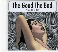 (DZ25) The Good The Bad, From 018 To 033 - DJ CD