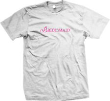 Bridesmaid Diamond Wedding Party Bridal Bachelorette Marriage Mens T-shirt