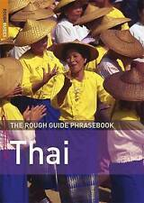 The Rough Guide to Thai Dictionary Phrasebook 3 (Rough Guide-ExLibrary