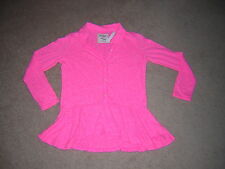 Abercrombie & Fitch Top Shirt Women's Size XS Pink NEW/NWT