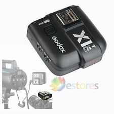 Godox X1T-C Transmitter TTL HSS 1/8000s Wireless Flash Strobe Trigger For Canon