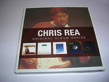 Chris Rea - Original Album Series - CD X 5 (2009) Rock Guitar Blues