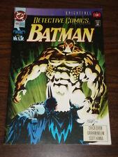 DETECTIVE COMICS #666 BATMAN DARK KNIGHT NM CONDITION BANE SEPTEMBER 1993
