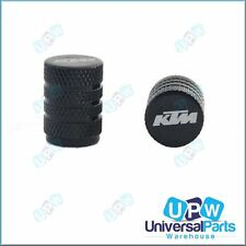 Tyre Wheel Tire Valve Cap Set - KTM Motorcycle Logo