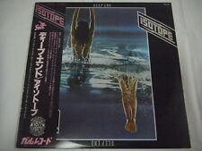 ISOTOPE-Deep End JAPAN 1st.Press w/OBI Promo White Label Pink Floyd Genesis Rush