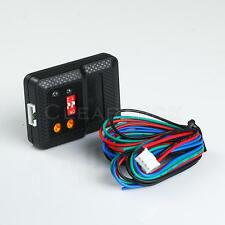DUAL ZONE MICROWAVE SENSOR, MICROSCANNER FOR CAR ALARMS 4 WIRES FREE SHIPPING