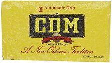 CDM Coffee & Chicory, Automatic Drip, 13oz Bags (4 Pack)