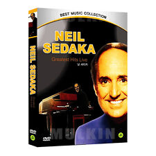 Neil Sedaka Greatest Hits Live (DVD *New *Sealed *All Region)