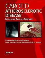 Carotid Atherosclerotic Disease: Pathologic Basis for Treatment-ExLibrary