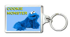 COOKIE MONSTER KEYRING LLAVERO