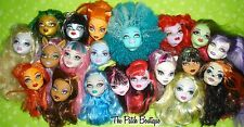 MONSTER HIGH DOLL 20 HEADS BUNDLE LOT HONEY TORALEI CATRINE OPERETTA ABBEY OOAK