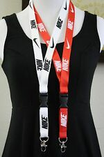 Nike Lanyard Combination of Red and Other colors...  Free USA Shipping!!