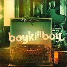 """BOY KILL BOY - PROMISES - NUMBERED 7"""" GATEFOLD PICTURE COVER"""