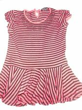 GIRLS TUNIC TOP MARKS AND SPENCERS AUTOGRAPH AGED 7-8
