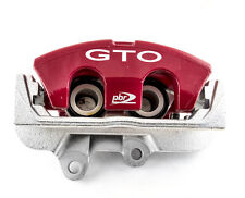 2005-2006 Pontiac GTO Front LH Driver Side Caliper Red PBR NEW GM NOS 92175207