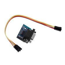 MAX3232 RS232 Serial Port To TTL Converter Module DB9 Connector With Cable fo