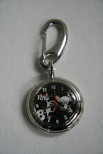 Warner Bros PINKY AND THE BRAIN Pocket Watch - NEW and RARE!!