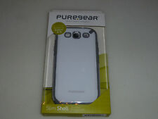 NEW CELL PHONE SAMSUNG GALAXY S III PUREGEAR SLIM SHELL CASE 02-001-01758 NIB
