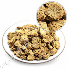 100g Premium Organic Pure Dried Gold Burdock Root Nourishing Flower Herbal Tea