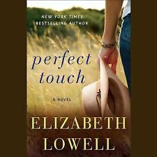 Perfect Touch by Elizabeth Lowell (2015, CD)